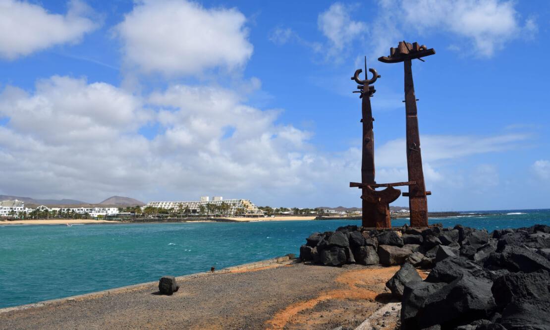 Inmobiliaria Real Estate Lanzarote. Informationen über Lanzarote