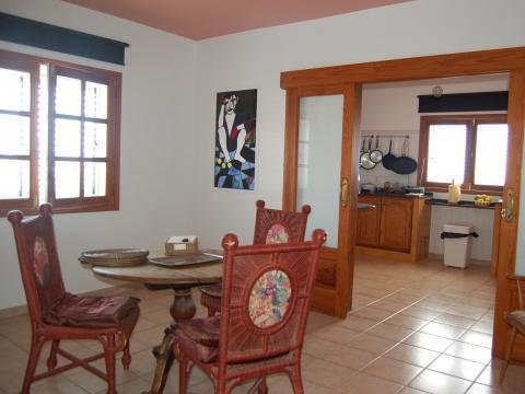 For sale Villa La Asomada Lanzarote Photo 5