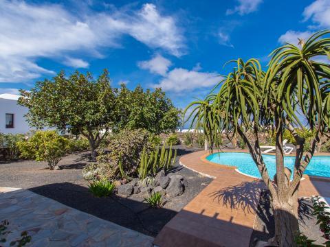 For sale Villa Las Breñas Lanzarote Photo 2
