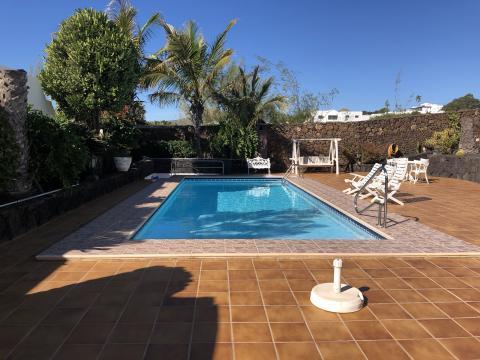 Venta Villa Tias Lanzarote Foto 2