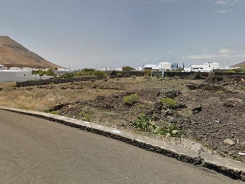 For sale Building plot Yaiza Lanzarote Photo 2